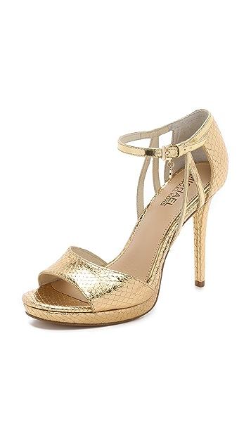 MICHAEL Michael Kors Belle Sandals
