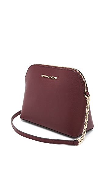 MICHAEL Michael Kors Cindy Dome Cross Body Bag