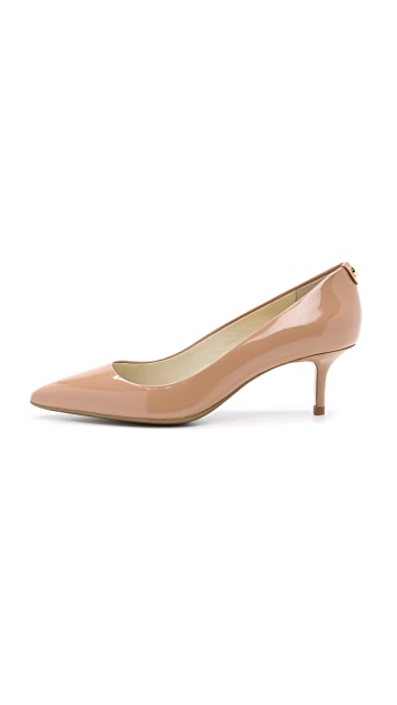 MICHAEL Michael Kors MK Flex Kitten Pumps