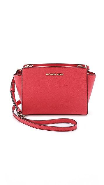 MICHAEL Michael Kors Selma Medium Messenger Bag