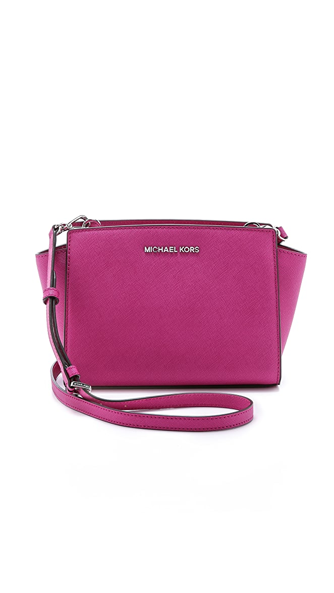 73b9aed7dff5 MICHAEL Michael Kors Selma Medium Messenger Bag | SHOPBOP
