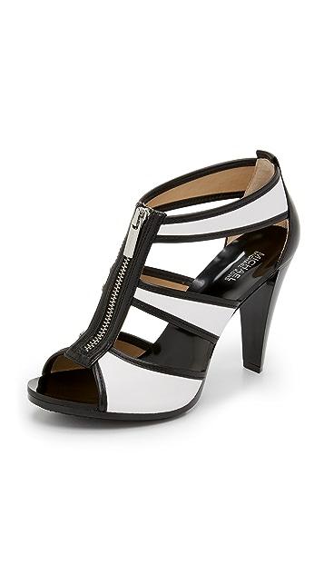 f0038ade8d4aa MICHAEL Michael Kors Berkley T Strap Sandals ...