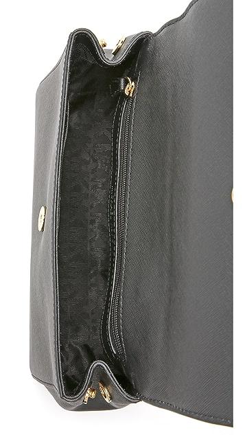MICHAEL Michael Kors Небольшая сумка-портфель Ava