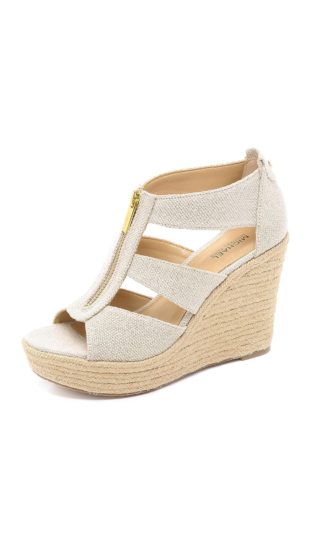 MICHAEL Michael Kors Damita Wedge Sandals | SHOPBOP