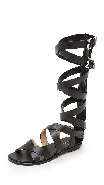 4125e29debd MICHAEL Michael Kors Darby Gladiator Sandals