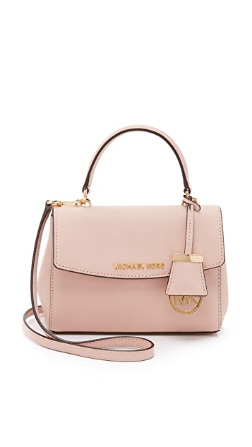 919b231a47c2 MICHAEL Michael Kors Ava Extra Small Cross Body Bag