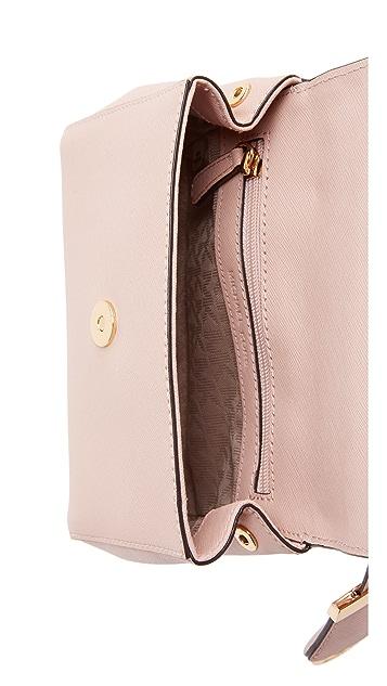 MICHAEL Michael Kors Очень маленькая сумочка через плечо Ava