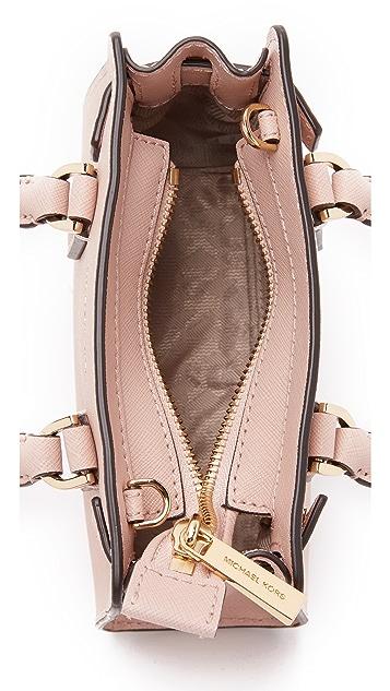 MICHAEL Michael Kors Очень маленькая сумочка через плечо Dillon