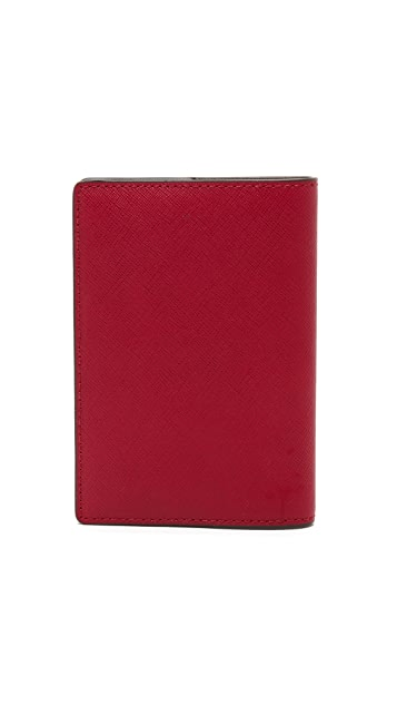 MICHAEL Michael Kors Jet Set Passport Case