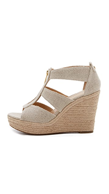 MICHAEL Michael Kors Damita Wedge Sandals