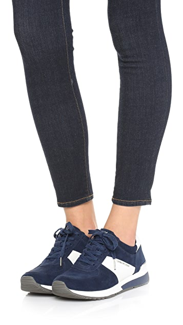 MICHAEL Michael Kors Allie Trainers