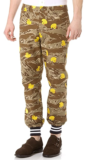 Mark McNairy New Amsterdam Rubber Duck Higgins Pants