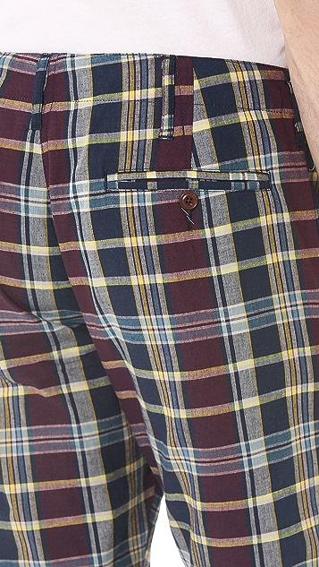 Mark McNairy New Amsterdam Chino Shorts