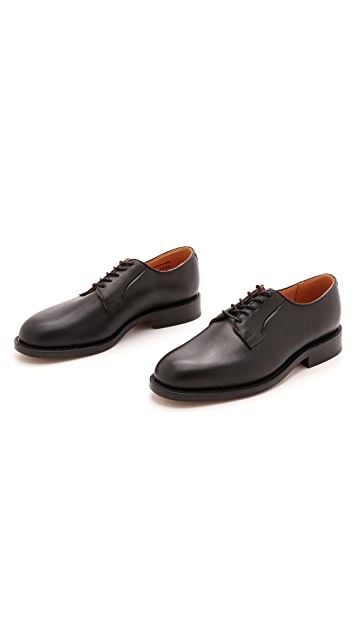 Mark McNairy New Amsterdam Wholecut Derby Shoes