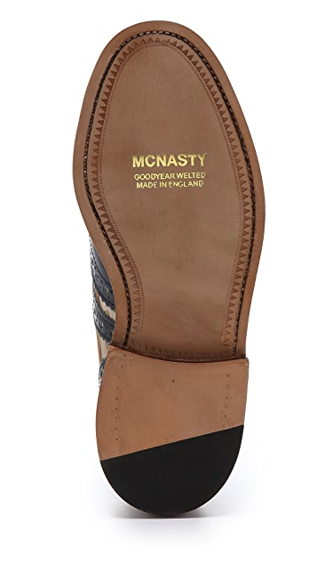 Mark McNairy New Amsterdam Press Brogue Shoes