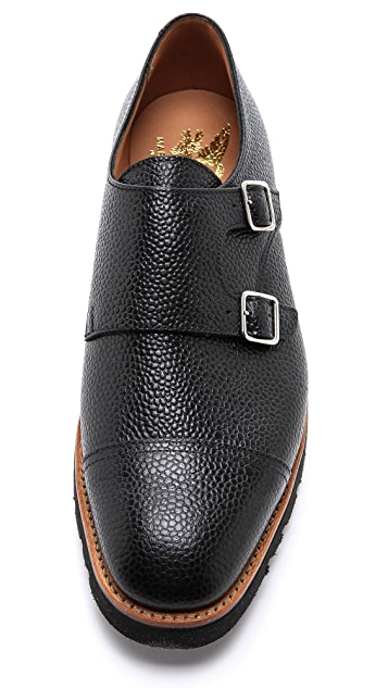 Mark McNairy New Amsterdam Double Buckle Monks