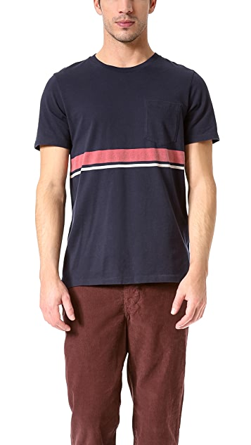 M.Nii Tandem Stripe T-Shirt