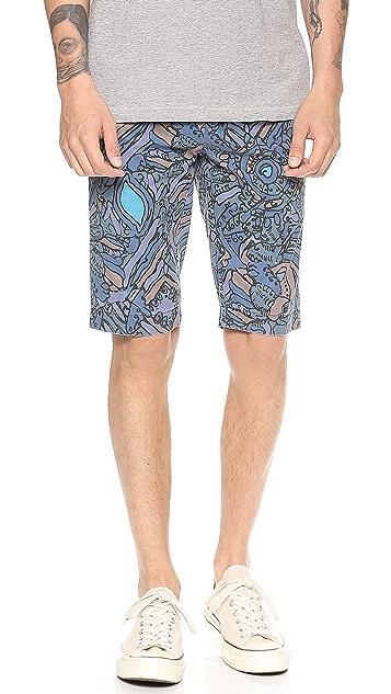 M.Nii Quasimodo Shorts