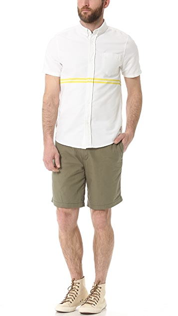M.Nii Double Overhead Short Sleeve Shirt