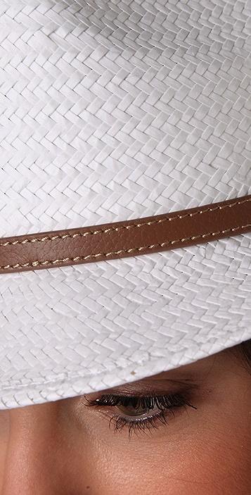 Melissa Odabash Panama Hat