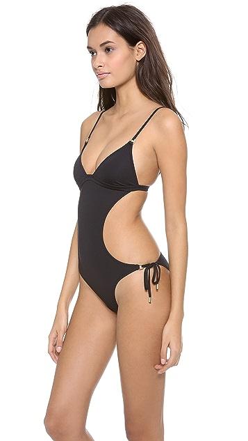 Melissa Odabash Positano One Piece Swimsuit