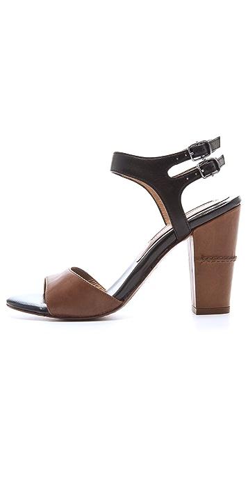 Modern Vintage Shoes Roxy Sandals