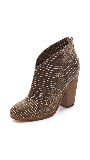 Modern Vintage Shoes Taylor Booties
