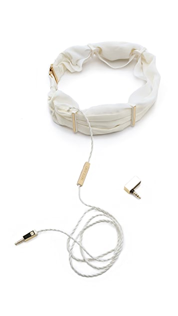 Molami Twine Wrapped Headphones
