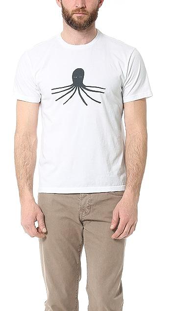 Mollusk Octopus T-Shirt