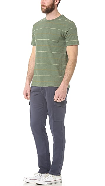 Mollusk Surfer Stripe T-Shirt