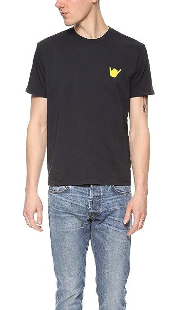 Mollusk Shaka T-Shirt