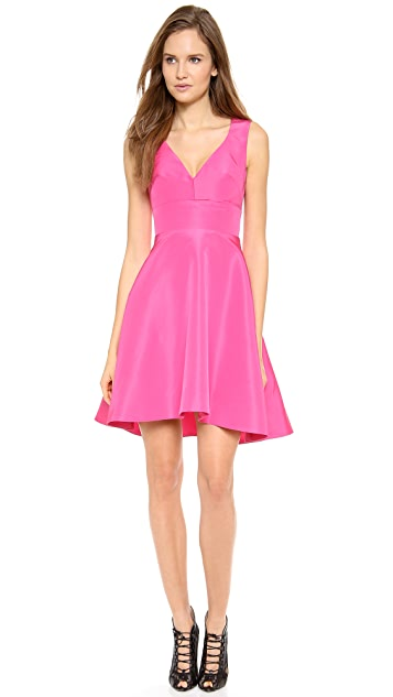 Monique Lhuillier A Line Party Dress