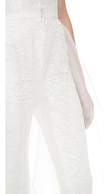 Monique Lhuillier Paige Skirt