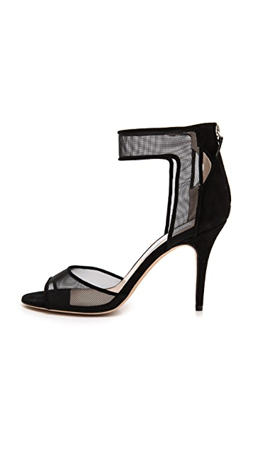 Monique Lhuillier Laurel Sandals