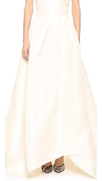 Monique Lhuillier Capri Ball Gown Skirt