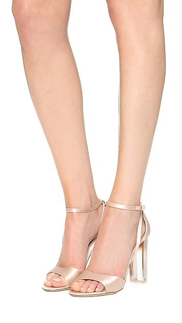 Monique Lhuillier Ava Sandals