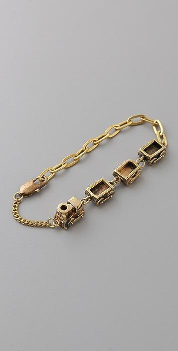 Monserat De Lucca Train Bracelet