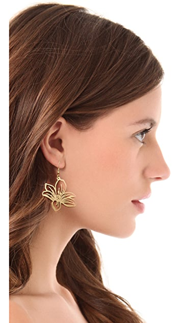 Monserat De Lucca Flower Earrings