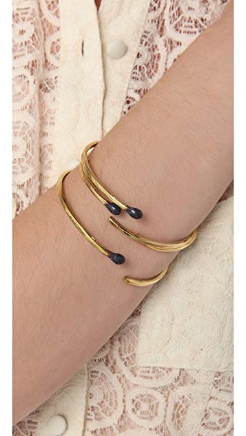 Monserat De Lucca Matchsticks Bracelet Set