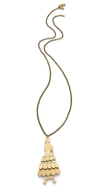 Monserat De Lucca Petticoat Mannequin Necklace