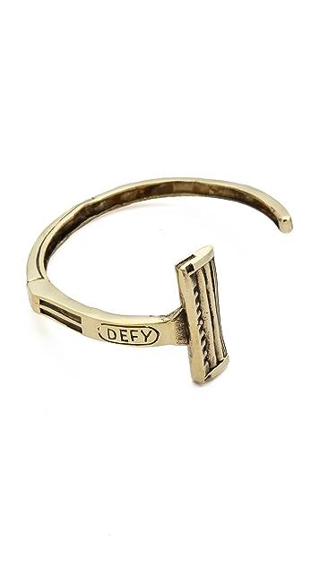 Monserat De Lucca Razor Bracelet
