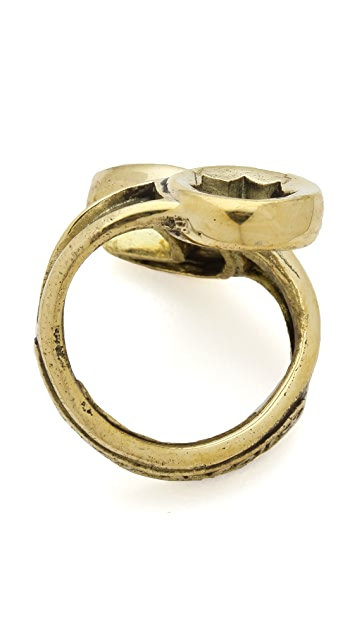 Monserat De Lucca Wrench Ring