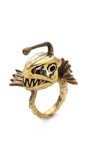 Monserat De Lucca Pisces Ring