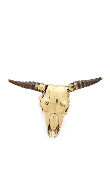 Monserat De Lucca Taurus Ring
