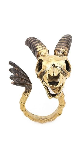 Monserat De Lucca Capricorn Ring