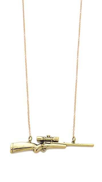 Monserat De Lucca Rifle Necklace