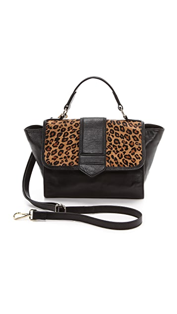 Monserat De Lucca Este Haircalf Shoulder Bag