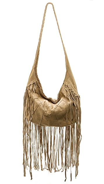 Monserat De Lucca Freneje Fringe Shoulder Bag