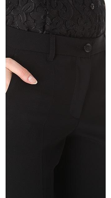 Moschino Crepe Pants