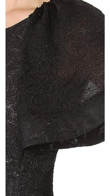 Moschino Bell Sleeve Dress